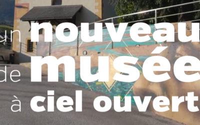 Découvrir le Valais à travers l'art urbain| Canal 9 – Tandem